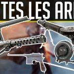 Les armes de Battlefield 1