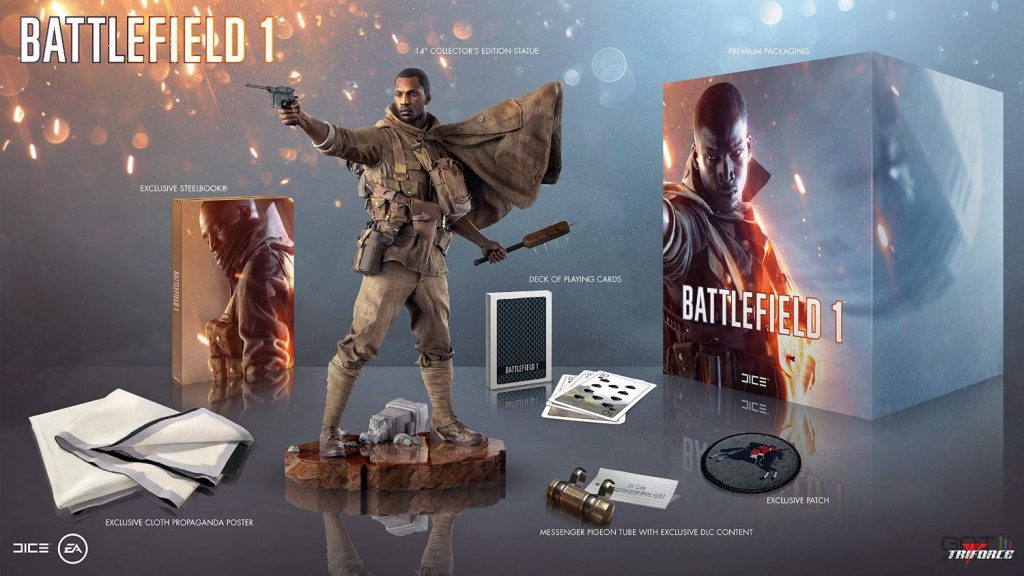 Battlefield édition collector