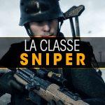 Classe soutien (sniper) dans Battlefield 1