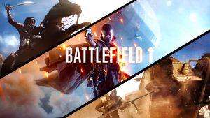 Le premier trailer de Battlefield 1