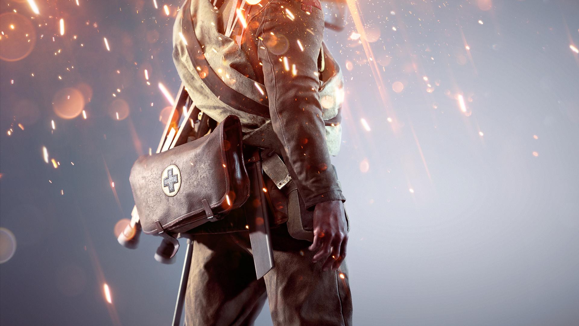 Classe medic Battlefield 1